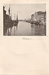 Real Photo Postcard Goteborg Sweden Sailboats