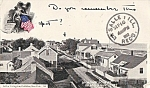 Arthur Livingston Real Photo Postcard Nantucket Island