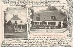 1900 Rppc Postcard Gruss Vom Erholungsheim In Vossfeld