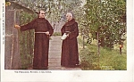1899 Rppc The Franciscan Fathers In California