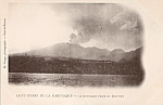 Saint Pierre Martinique Mt Pele Volcano Eruption Rppc