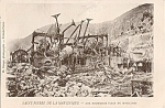 Saint Pierre Martinique Volcano Ruins Rppc Machinery