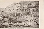 Saint Pierre Martinique Volcano Ruins Rppc The Theatre