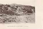 Rppc Saint Pierre Martinique Mt Pele Ruins Le Figuier