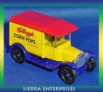 Kellogg's Corn Pops Matchbox Truck