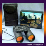 Binoculars 10x25 And Case