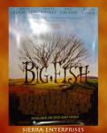 Tim Burton's Big Fish Movie Poster