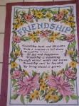 Friendship Dish Towel