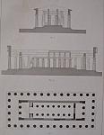 Temple De Neptune A Pestum