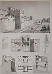 Porte Et Murs D'enceinte De Pompei