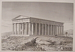 Temple De Thesee A Athenes