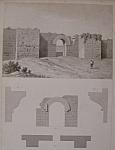 Porte Et Murs D'enceinte De Falerie