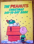 Peanuts Christmas Dot-to-dot Book 1979