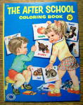 The After School Coloring Book 1957 (Treasure Books)