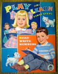 Play And Learn First Steps 1959 (Read Write Numbers)
