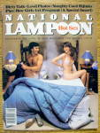National Lampoon Magazine #50-september 1982