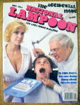 National Lampoon Magazine #76-november 1984