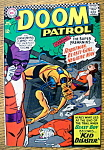 The Doom Patrol Comic #108-december 1966