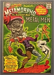 Metamorpho & The Metal Men Comics # 66 - July 1966