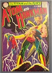 The Atom & Hawkman Comics # 40 - Dec 1968 - Jan 1969