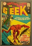 The Geek Comics # 1 - September - October 1968