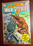Star Spangled War Stories #127 June 1966 Monster & Navy