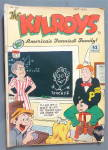 The Kilroys Comic #20 October 1949 Funniest Family