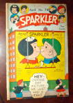 Sparkler Comics #78 April 1948