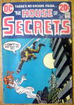 The House Of Secrets Comic #104-january 1973