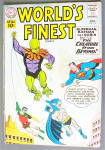 World's Finest Comic #116 March 1961 Superman