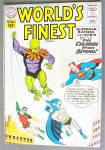 World's Finest Comic #116 March 1961 Superman