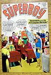 Superboy Comics #117 - December 1964