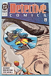 Detective Comics - Feb 1990 - Snow And Ice