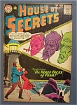 House Of Secrets Comics # 62 - September-october 1963