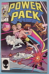 Power Pack Comics - August 1984 - Power Play