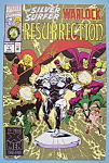 Silver Surfer/warlock Resurrection Comics - Mar 1993