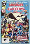 War Of The Gods Comics - Sept 1991 - Hellfire's Web