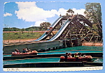 Postcard Of The Hoo Hoo, Six Flags Park