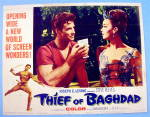 Thief Of Baghdad Lobby Card 1961 Steve Reeves