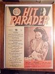 Hit Parader Magazine - February 1946