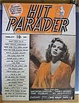 Feb 1944 Hit Parader / Judy Garland Cover