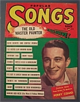 Popular Songs- March 1950 -perry Como