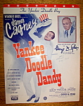 Sheet Music For 1931 Yankee Doodle (George M. Cohan)
