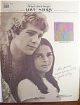 Sheet Music For 1971 (Where Do I Begin) Love Story