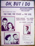1946 Oh, But I Do (The Time, The Place & The Girl)