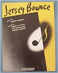 Sheet Music For 1941 Jersey Bounce