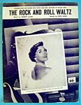Sheet Music For 1955 The Rock And Roll Waltz