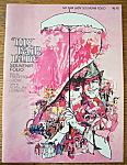 Sheet Music For My Fair Lady Souvenir Folio 1956