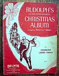 Rudolph's (The Red Nosed Reindeer) Christmas Album 1962