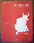 Sheet Music For 1962 The Lonely Bull (El Solo Toro)